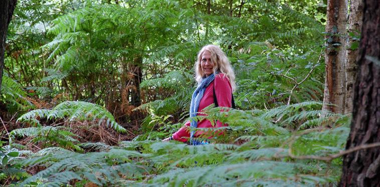 Elisabetta,la seduzione della Foresta di Broceliande