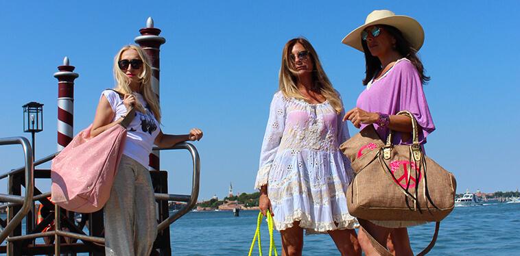 A Venezia ospite della boutique Le Perle di Murano