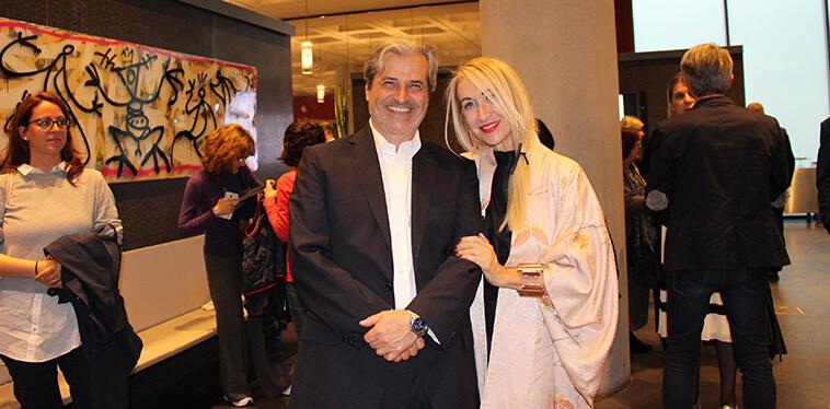 Conferenza stampa dell'azienda La Favella al Mudec Milano