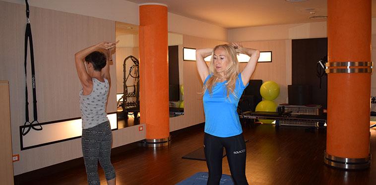 Isola Wellness Spa: l'allenamento continua, la sfida è sempre aperta