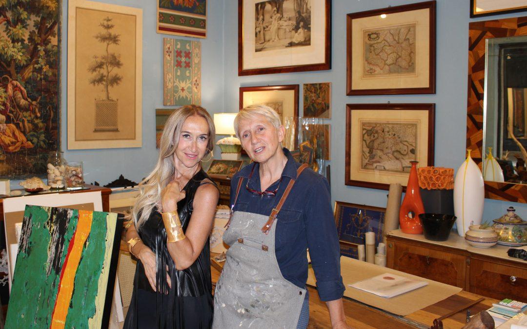 Elena: il mio viaggio insieme all'arte