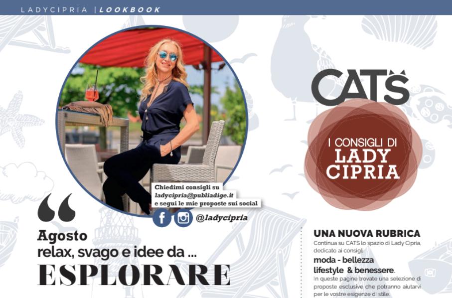 CATS: il nuovo numero è on line!