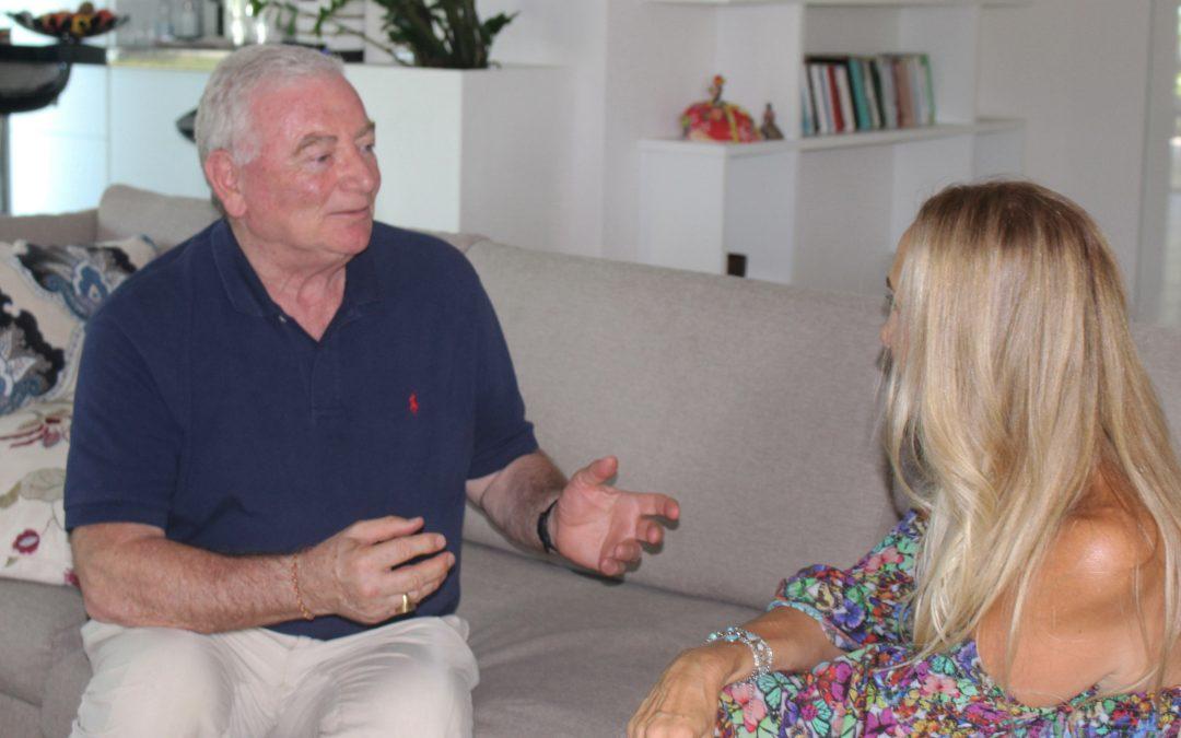 Lady Cipria intervista Alberto Zamperla