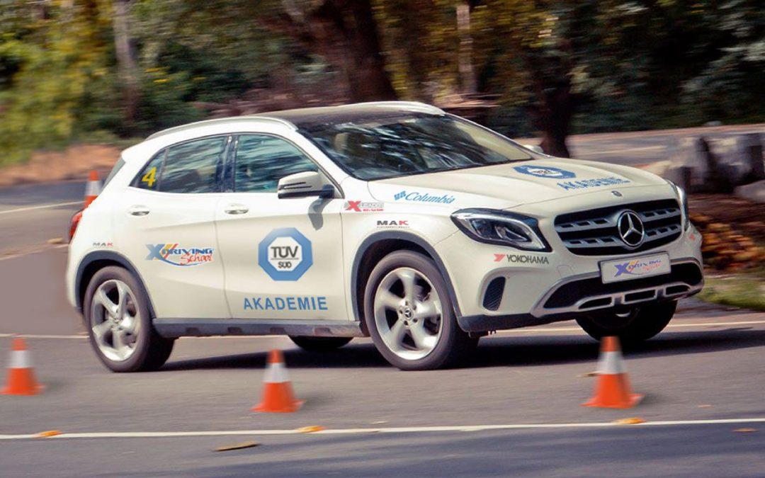 Corso di guida al Centro Guida Sicura a Montichiari