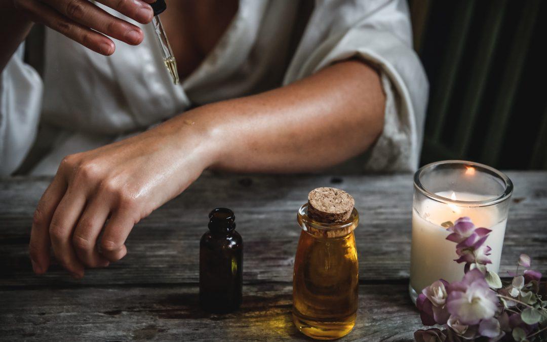Estetica e benessere: oli essenziali