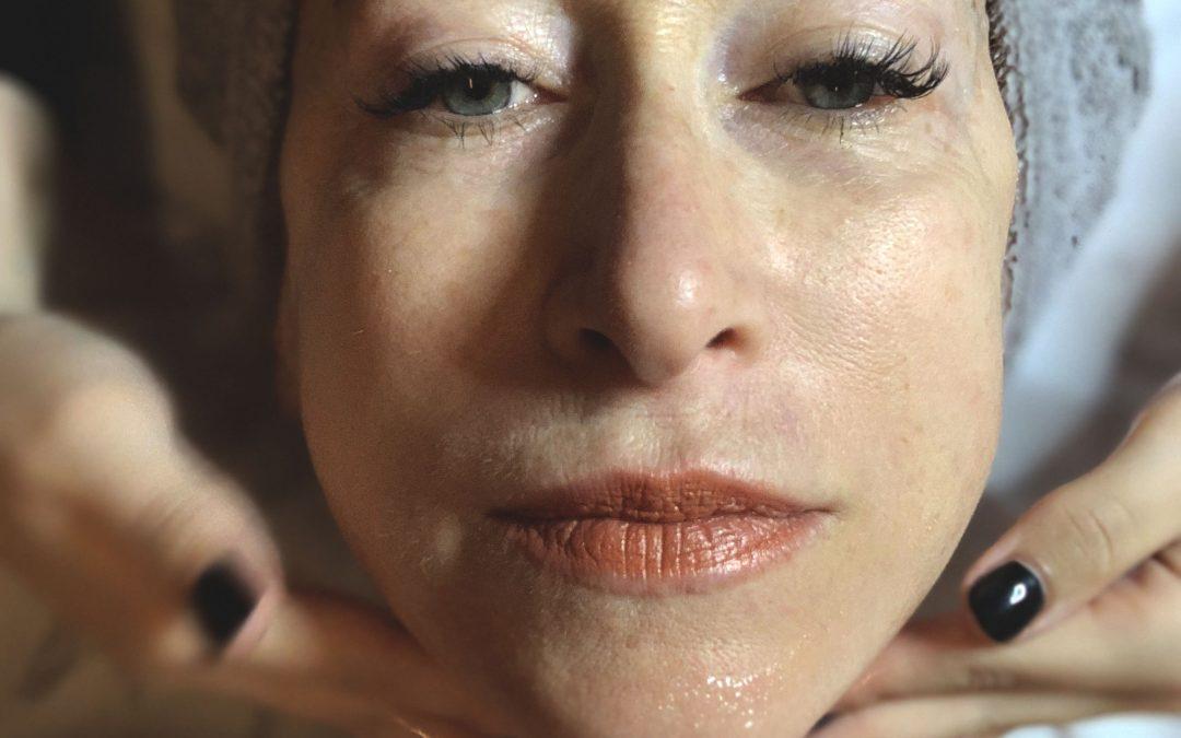 Estetica e Benessere: trattamento all'ossigeno