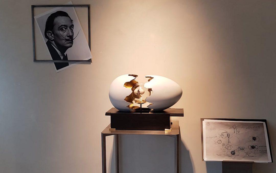 Salvador Dalí vs Alessandro Trambaioli