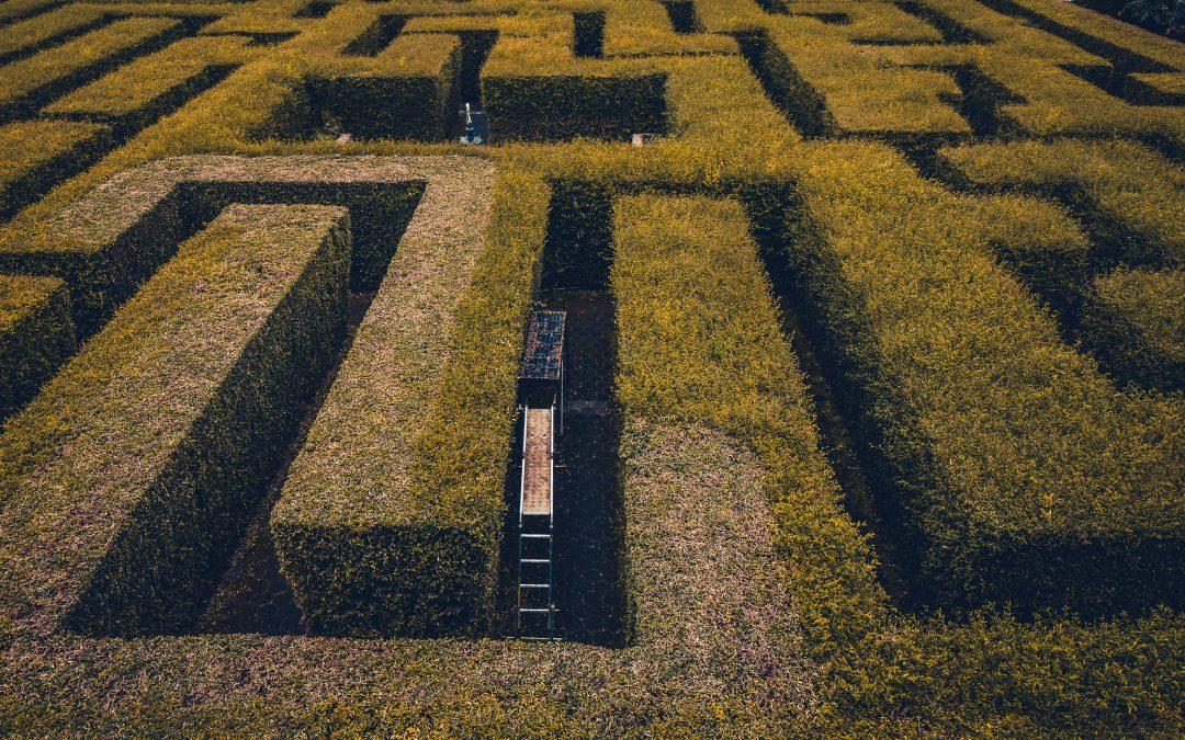 La domenica di Lady Gaia: Labirinto
