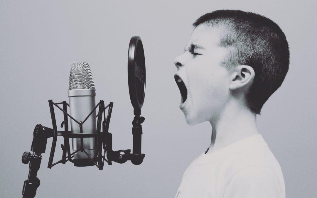 Una voce per comunicare